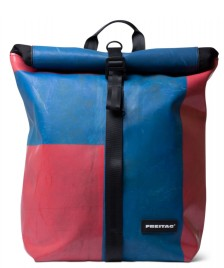 Freitag Freitag Backpack Clapton blue/red