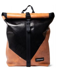 Freitag Freitag Backpack Clapton black/orange