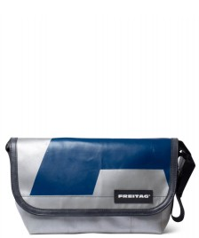 Freitag Freitag Bag Hawaii Five-O silver/blue