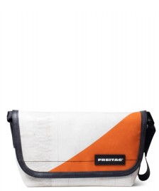 Freitag Freitag Bag Hawaii Five-O white/orange