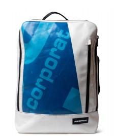 Freitag Freitag Backpack Hazzard white/blue