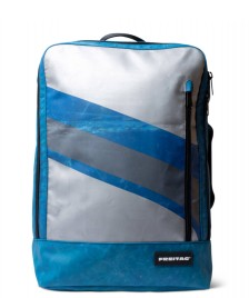 Freitag Freitag Backpack Hazzard blue/silver/grey