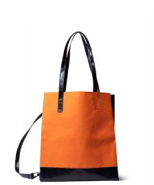 Freitag Freitag Bag Maurice black/orange