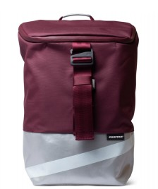 Freitag Freitag ToP Backpack Carter red marsala/silver/grey
