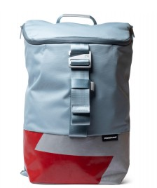 Freitag Freitag ToP Backpack Carter blue foggy/silver/red