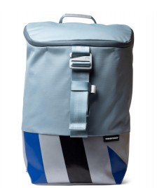 Freitag Freitag ToP Backpack Carter blue foggy/silver/black/blue