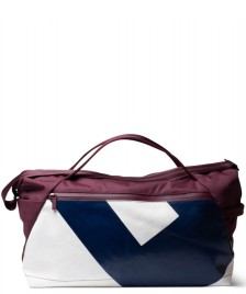 Freitag Freitag ToP Sportsbag Jimmy red marsala/white/blue