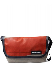 Freitag Freitag Bag Hawaii Five-O grey/red
