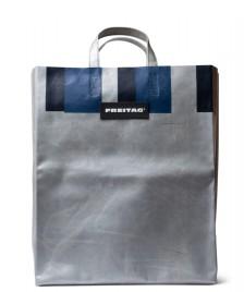 Freitag Freitag Bag Miami silver/blue