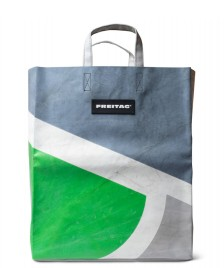 Freitag Freitag Bag Miami grey/white/green
