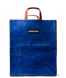 Freitag Freitag Bag Miami blue/red