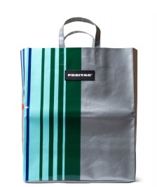 Freitag Freitag Bag Miami silver/green/blue/red