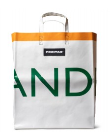 Freitag Freitag Bag Miami white/green/orange