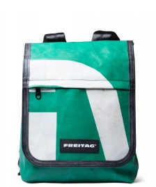 Freitag Freitag Backpack Fury green/white