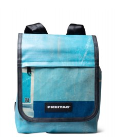 Freitag Freitag Backpack Fury blue/white