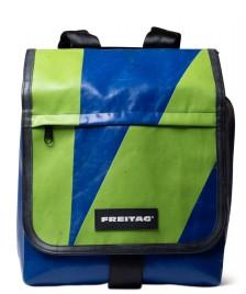 Freitag Freitag Backpack Bonanza blue/green