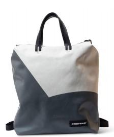 Freitag Freitag Backpack Pete grey/white