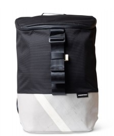 Freitag Freitag ToP Backpack Carter black/grey/white