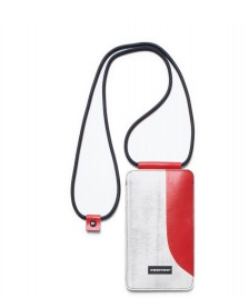Freitag Freitag Myphone Pouch Fox red/white