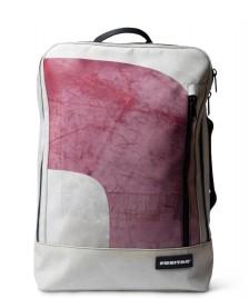Freitag Freitag Backpack Hazzard grey/red