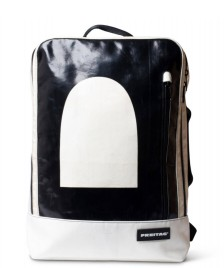Freitag Freitag Backpack Hazzard white/black