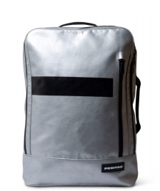Freitag Freitag Backpack Hazzard silver/black