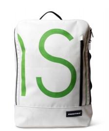 Freitag Freitag Backpack Hazzard white/green