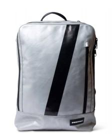 Freitag Freitag Backpack Hazzard silver/black