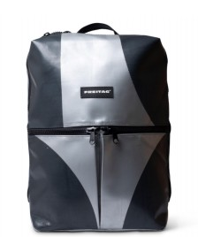 Freitag Freitag Backpack Fringe silver/grey