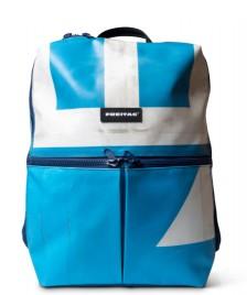 Freitag Freitag Backpack Fringe blue/white