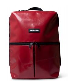 Freitag Freitag Backpack Fringe red/black