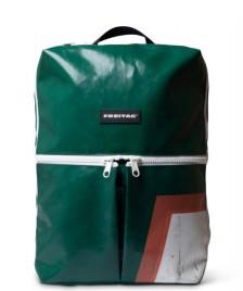 Freitag Freitag Backpack Fringe green/red/white