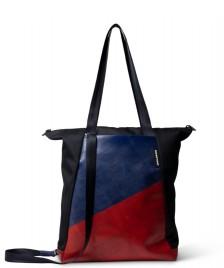 Freitag Freitag ToP Tote Bag Davian black/blue/red