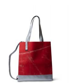 Freitag Freitag Bag Maurice silver/red