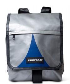 Freitag Freitag Backpack Bonanza silver/blue