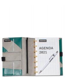 Freitag Freitag Agenda 2021 green/grey