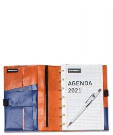 Freitag Freitag Agenda 2021 blue/orange