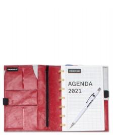 Freitag Freitag Agenda 2021 red/white