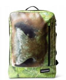 Freitag Freitag Backpack Hazzard green/brown/white