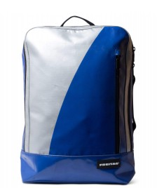 Freitag Freitag Backpack Hazzard blue/silver