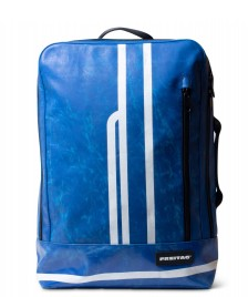 Freitag Freitag Backpack Hazzardn blue/white