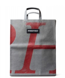 Freitag Freitag Bag Miami Vice grey/red
