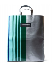 Freitag Freitag Bag Miami Vice silver/green/blue/red