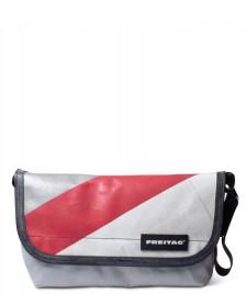 Freitag Freitag Bag Hawaii Five-O silver/red/white