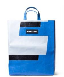Freitag Freitag Bag Miami Vice blue/white/black