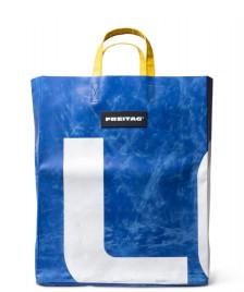 Freitag Freitag Bag Miami Vice blue/white/yellow