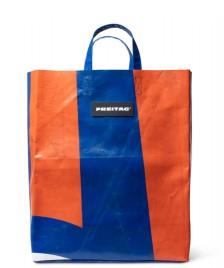 Freitag Freitag Bag Miami Vice blue/orange/white