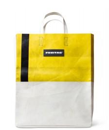 Freitag Freitag Bag Miami Vice white/yellow/black