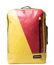 Freitag Freitag Backpack Hazzard yellow/red