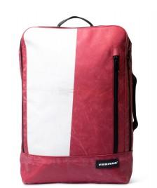 Freitag Freitag Backpack Hazzard red/white
